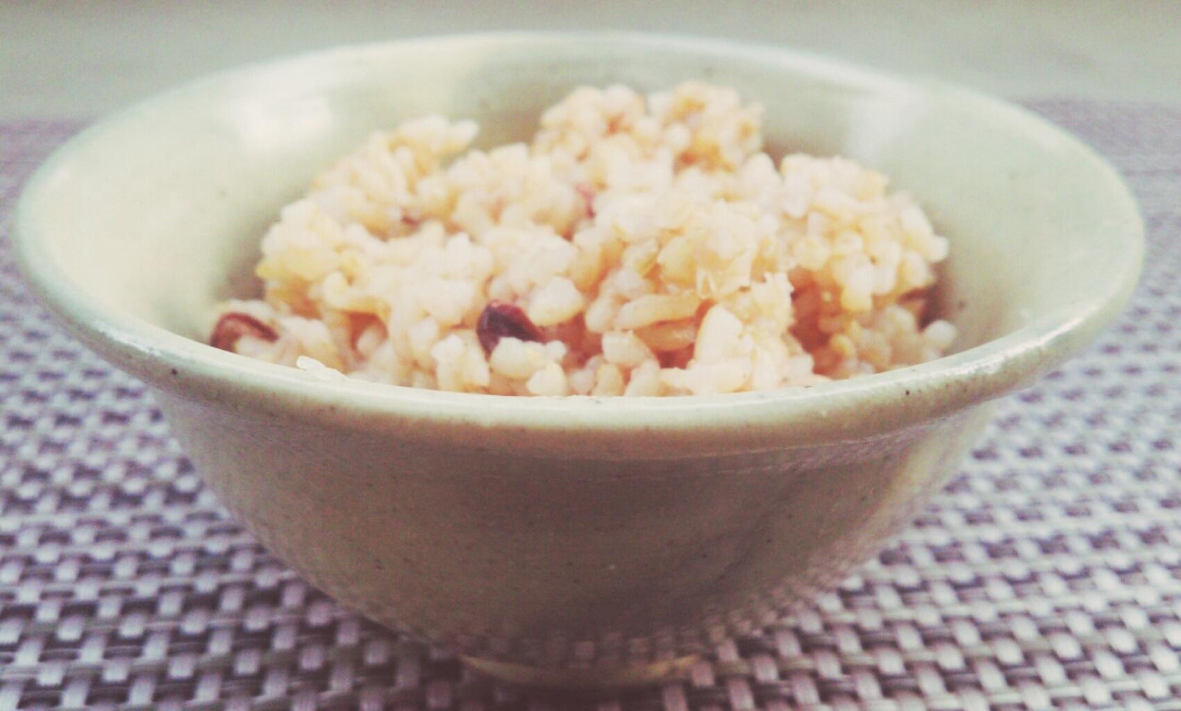 玄米 七号食