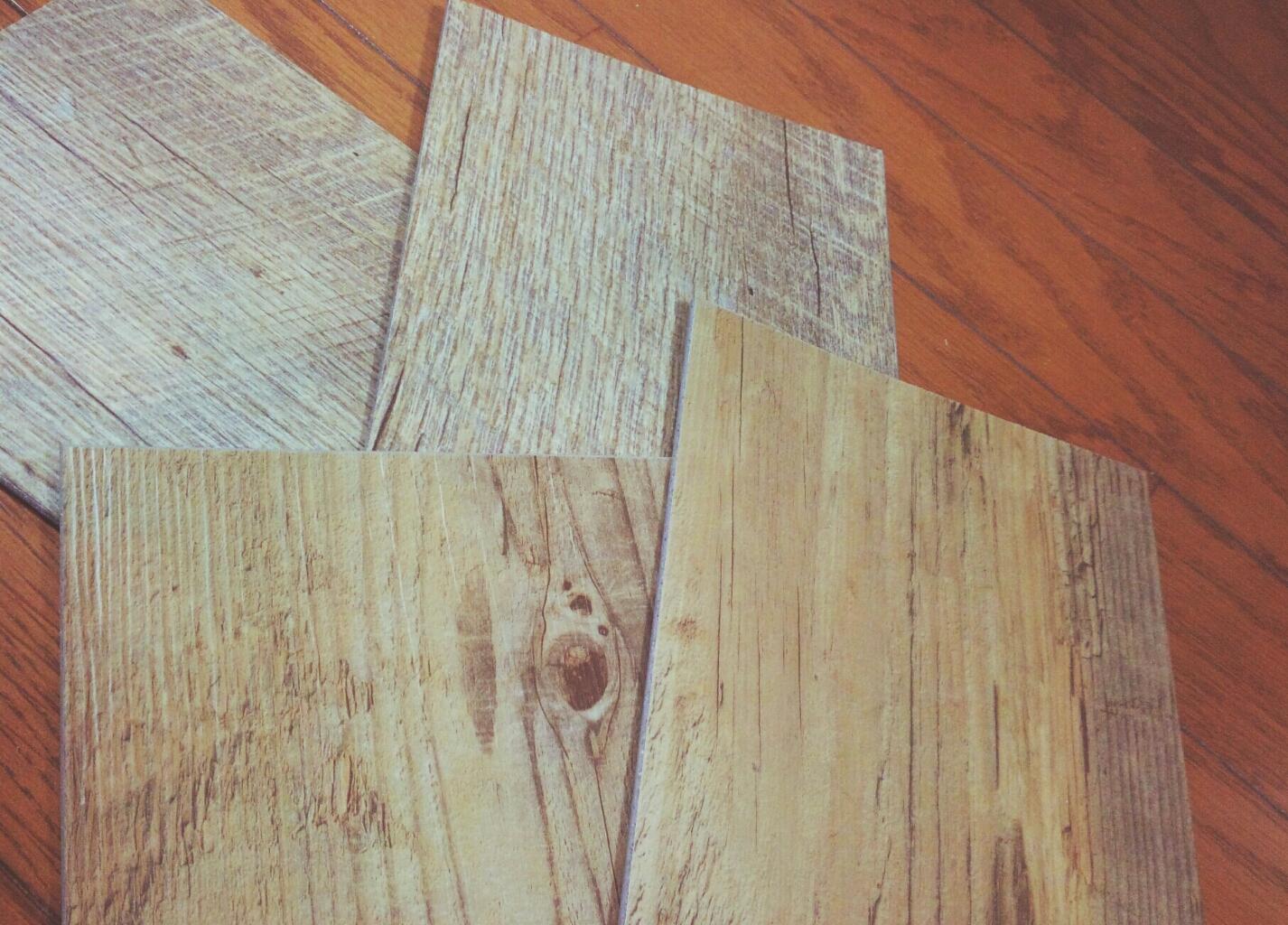 床材サンプル
