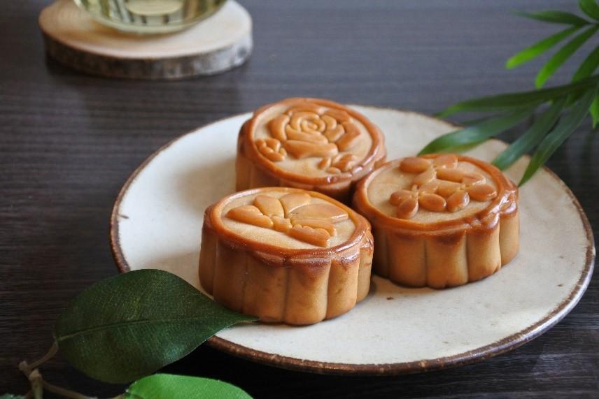 花香る月餅
