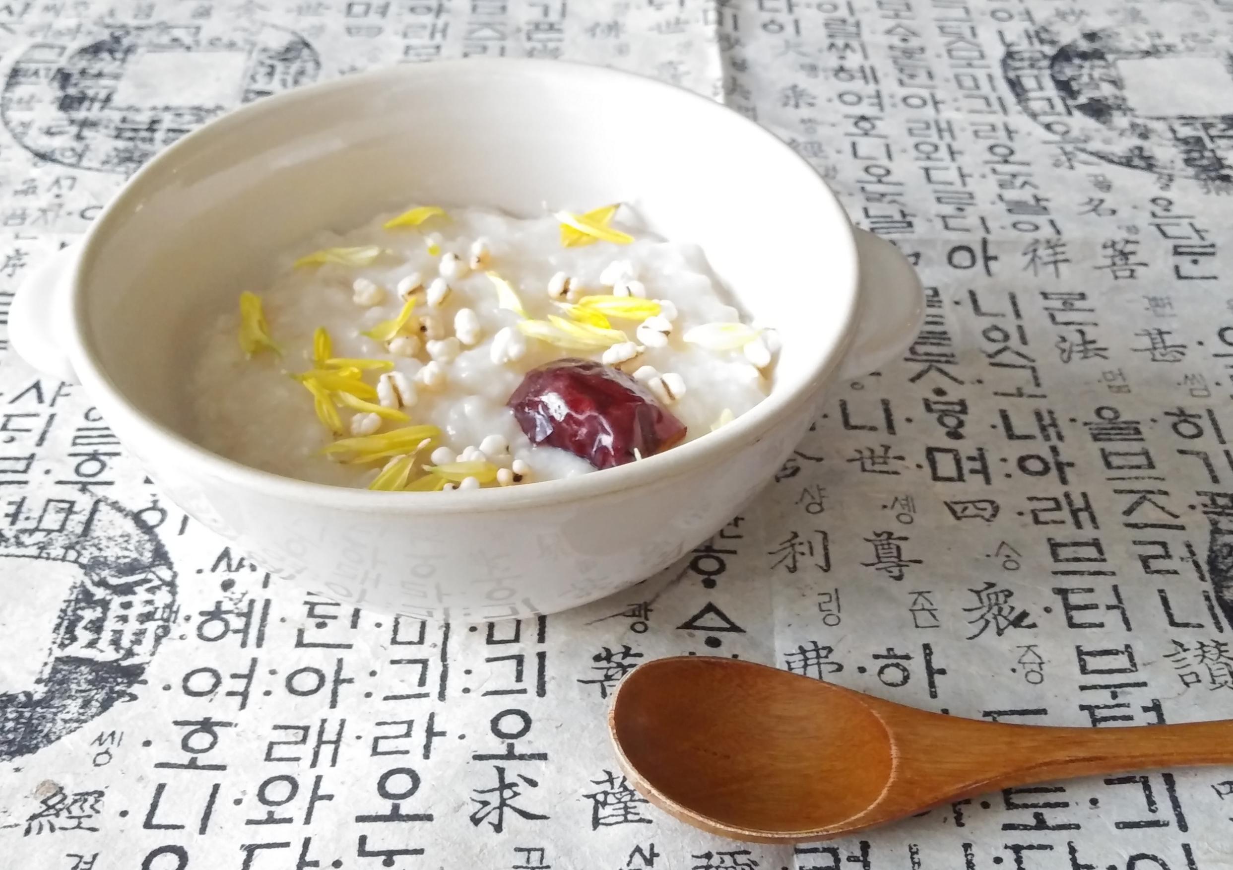 潤い豆乳美容粥