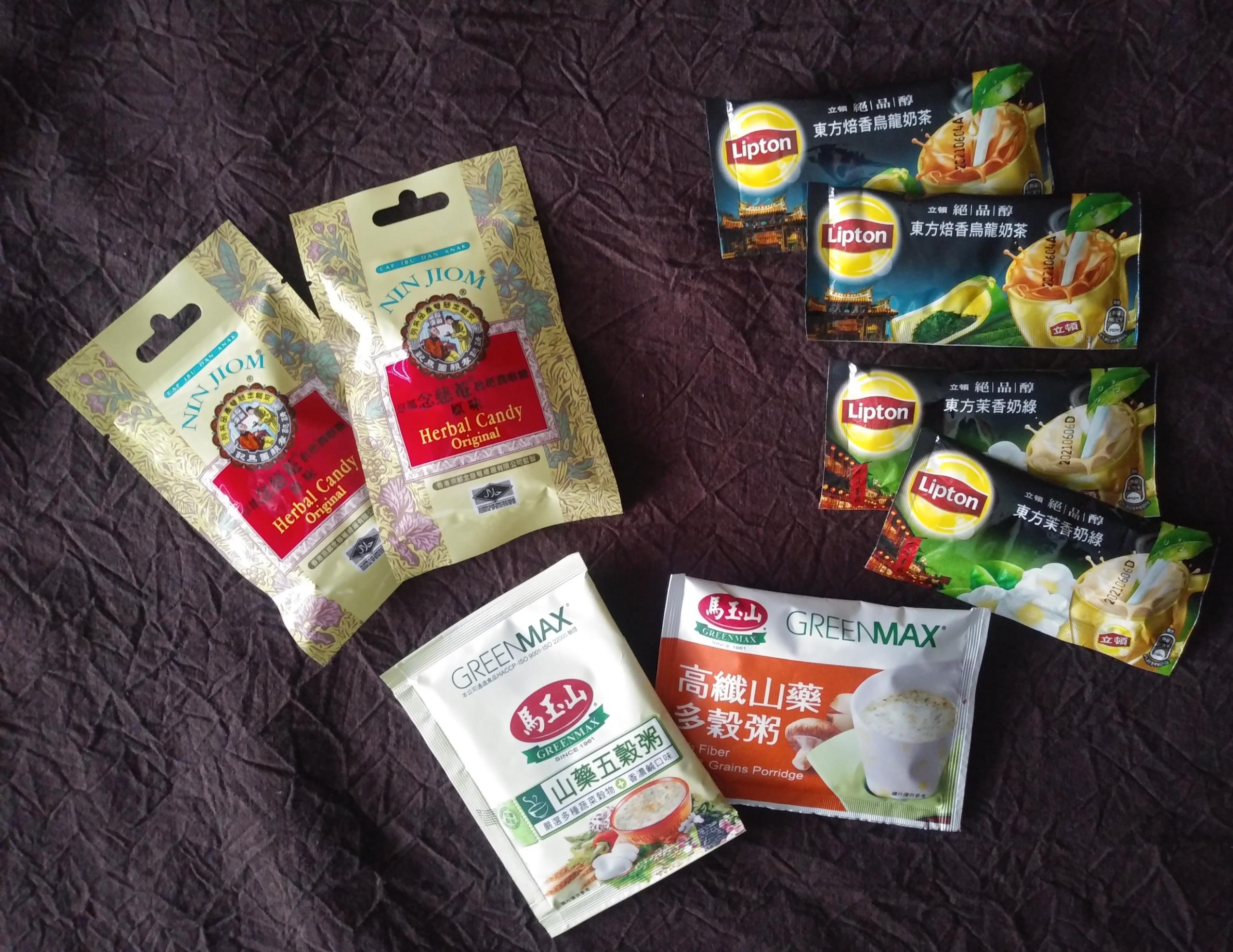 福袋 台湾土産