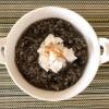 山芋とクルミのアンチエイジング粥