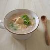 骨付き鶏肉のベトナム風お粥