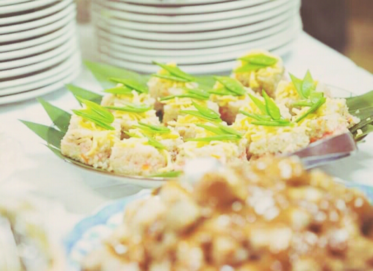 玄米ちらし寿司