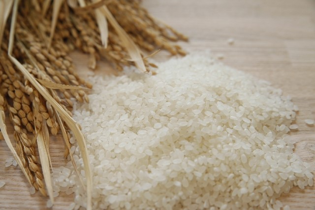 お米と米粉