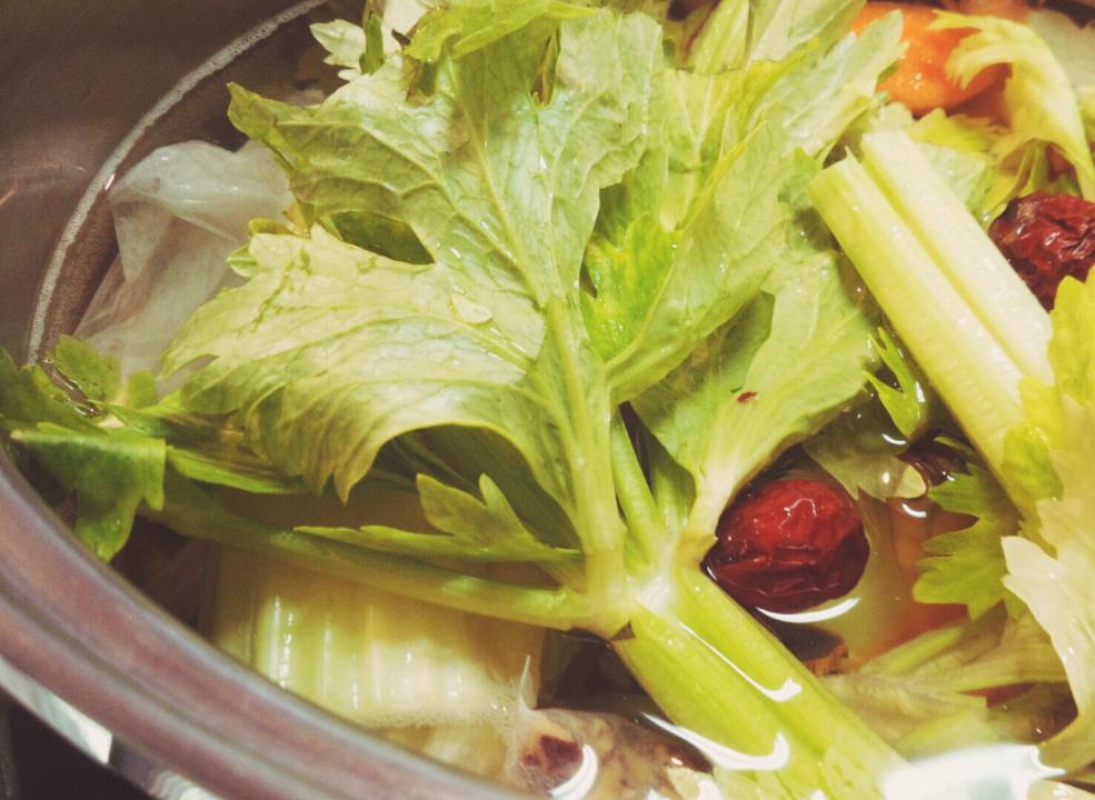ベジ薬膳スープ