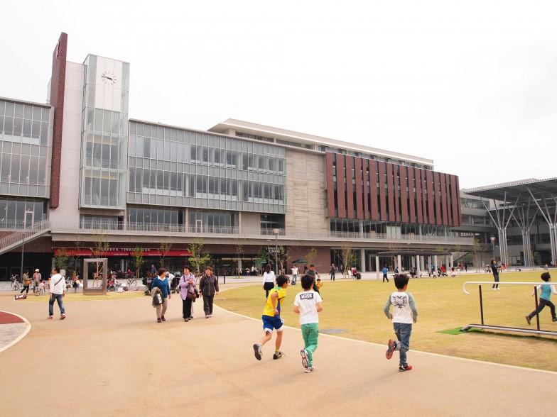立命館大学いばらきキャンパス
