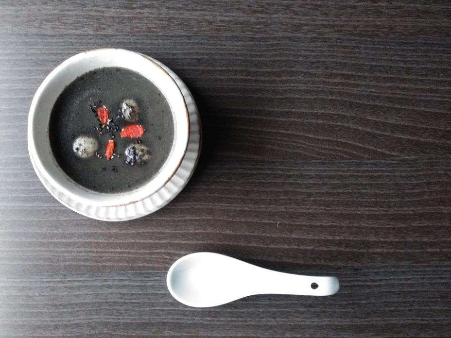 黒胡麻汁粉