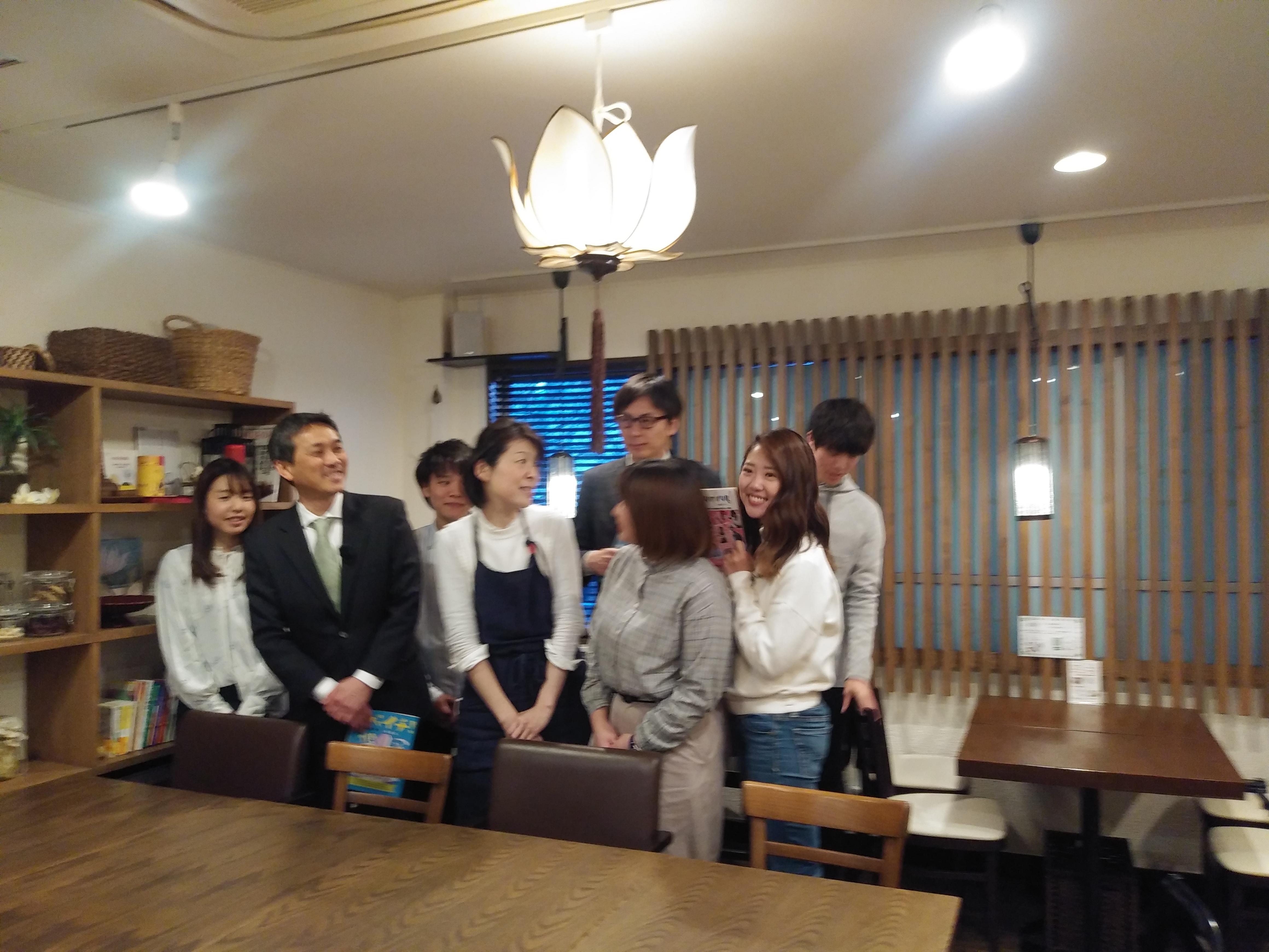 取材 テレビ JCOM