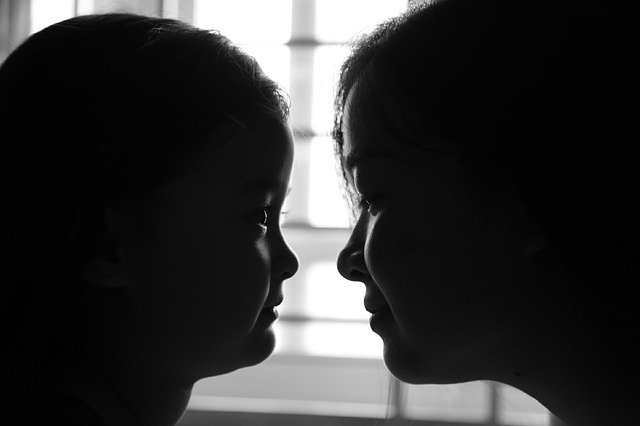 母と娘 夢叶う 空間